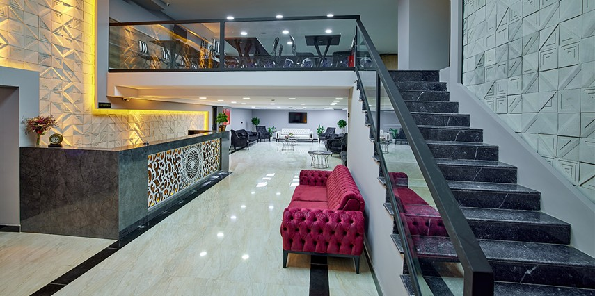 The Bold Hotel İstanbul Şişli