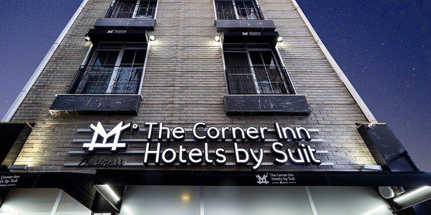 The Corner Inn Hotels by Suit Eskişehir Eskişehir Merkez