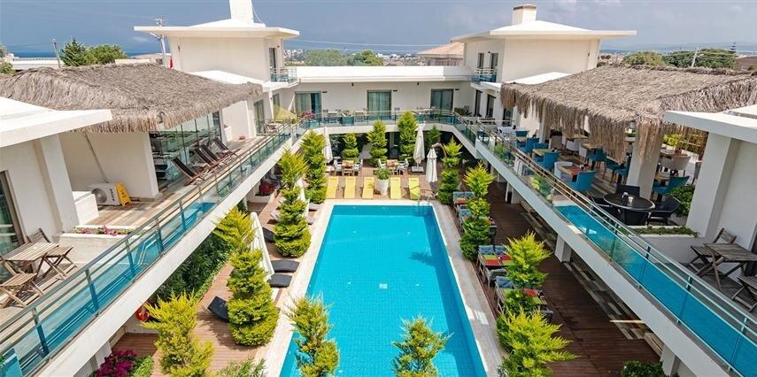 The D Hotel Çeşme Spa & Resort İzmir Çeşme