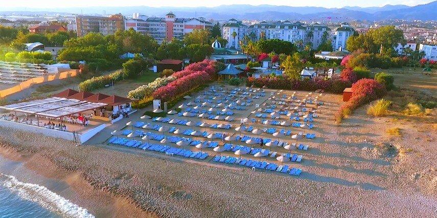 The Garden Beach Hotel Antalya Alanya