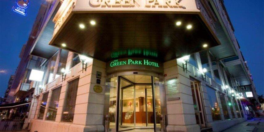 The Green Park Hotel Taksim İstanbul Beyoğlu