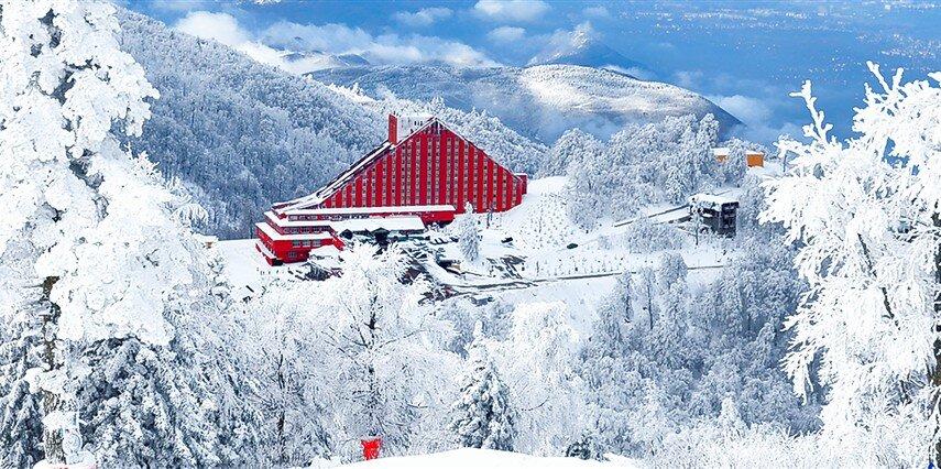 The Green Park Kartepe Resort & Spa Kocaeli Kartepe
