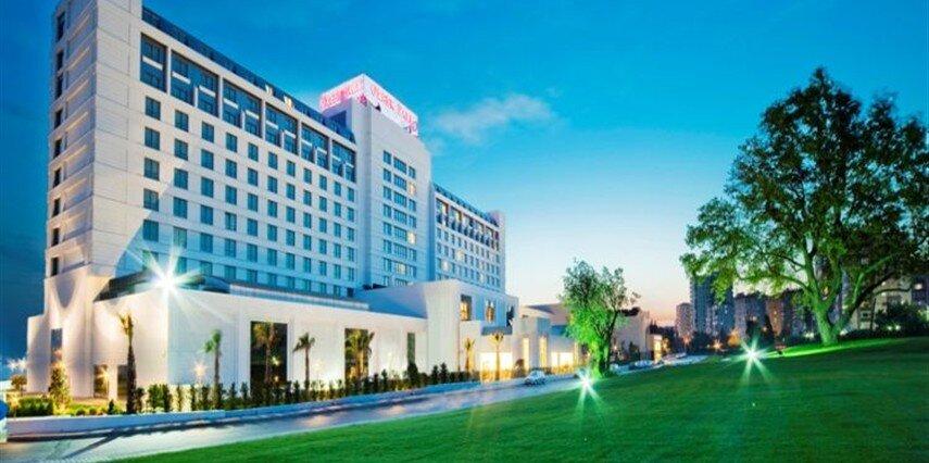 The Green Park Pendik Hotel & Convention Center İstanbul Pendik