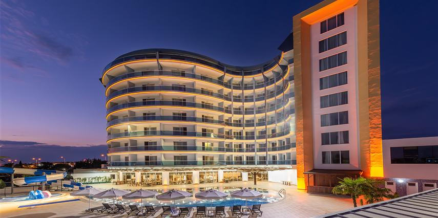 The Marilis Hill Resort Hotel Antalya Alanya