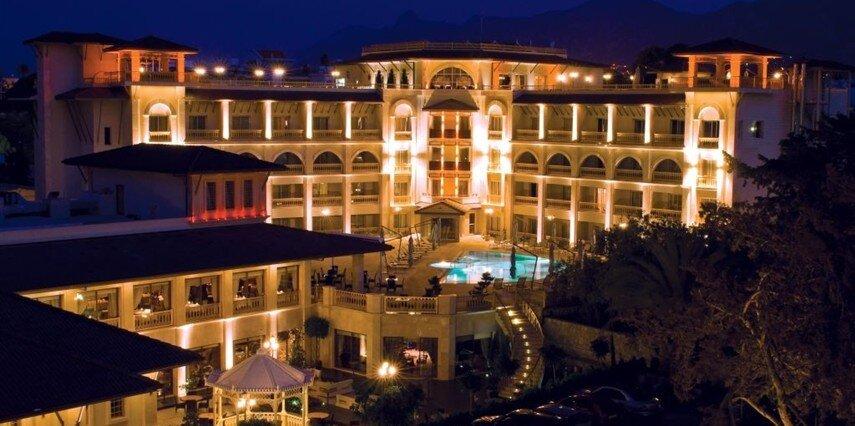 The Savoy Ottoman Palace Casino Girne Girne Merkez