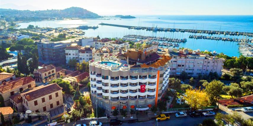 The View City Hotel (Ex. Grand Kurdoğlu) Aydın Kuşadası