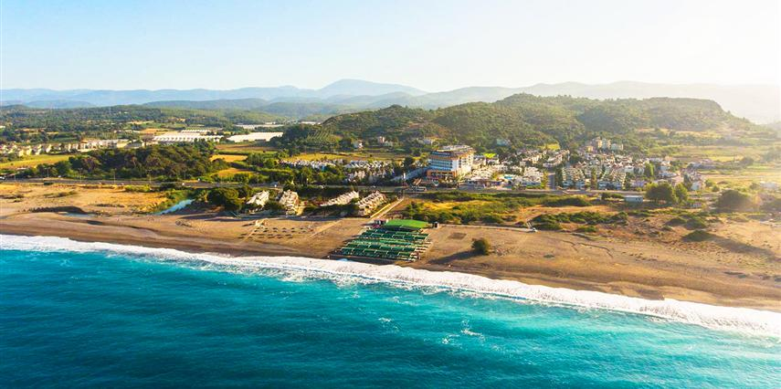 Throne Beach Resort & Spa Antalya Side