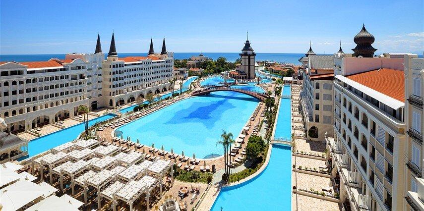Titanic Mardan Palace Antalya Lara-Kundu