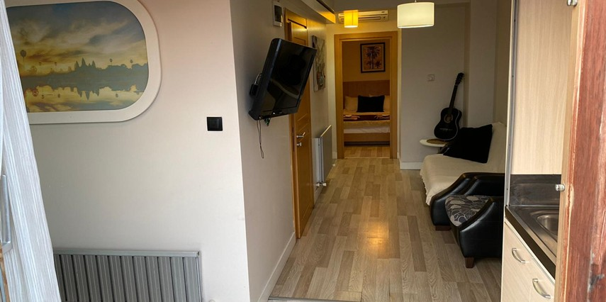 T-Loft Residence İstanbul Beyoğlu