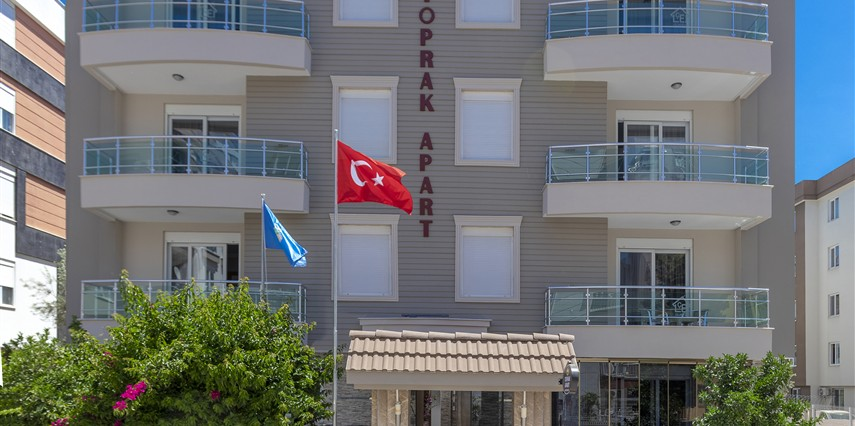 Toprak Apart Otel Antalya Muratpaşa