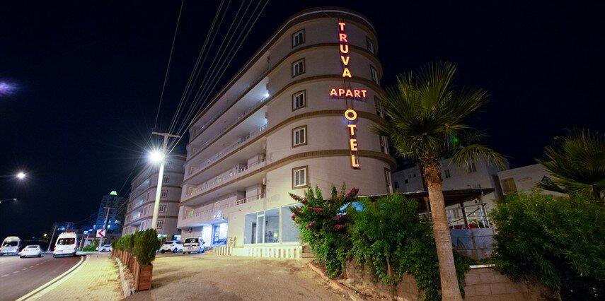 Truva Apart Hotel Mersin Erdemli