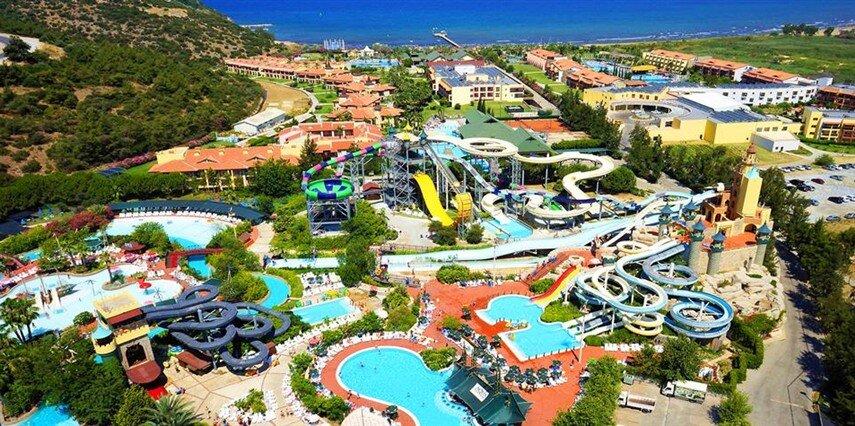 Tui Blue Ephesus Otel & Aqua Fantasy Aqua Park Tatil Köyü Aydın Kuşadası