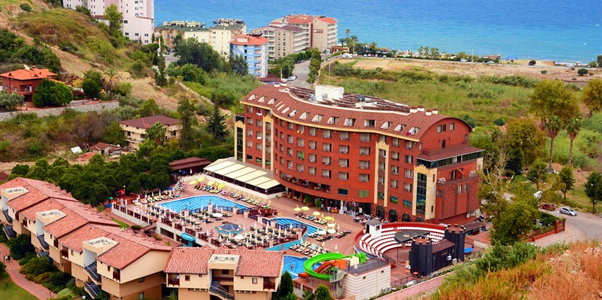 Tui Smart Limoncello Konaklı Beach Antalya Alanya