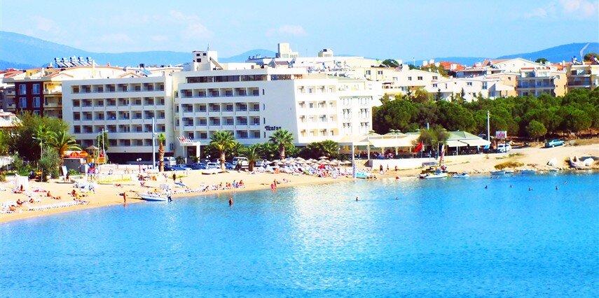 Tuntaş Beach Hotel Aydın Didim