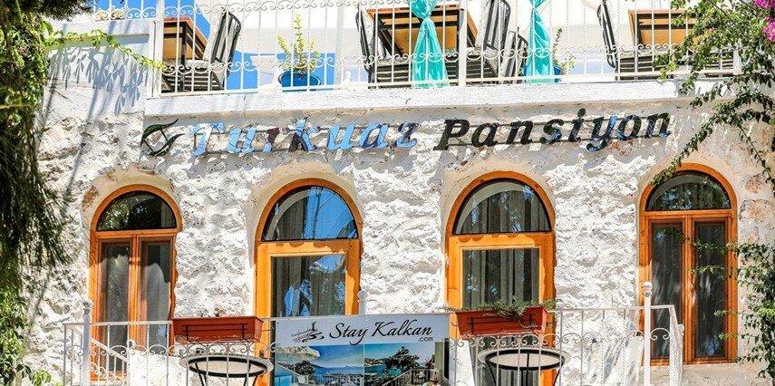 Turkuaz Pansiyon Antalya Kaş