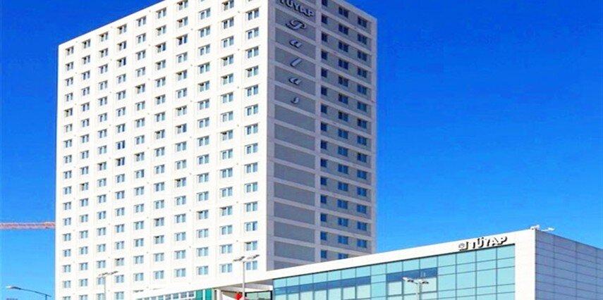 Tüyap Palas Hotel İstanbul Büyükçekmece