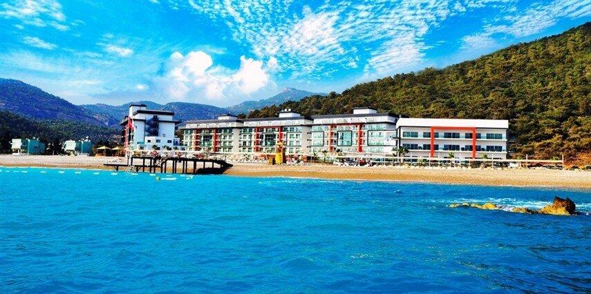 Ulu Resort Hotel Mersin Gülnar
