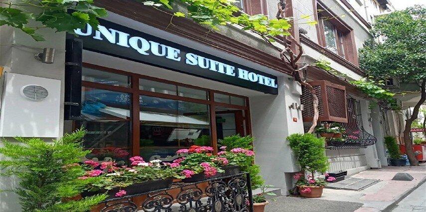 Unique Suite Hotel İstanbul Beyoğlu