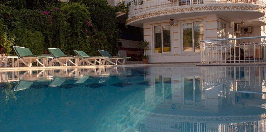 ÜnSide Hotel Antalya Side