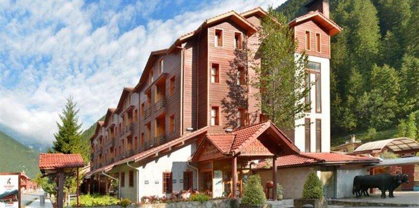 Uzungöl İnan Kardeşler Otel Trabzon Çaykara