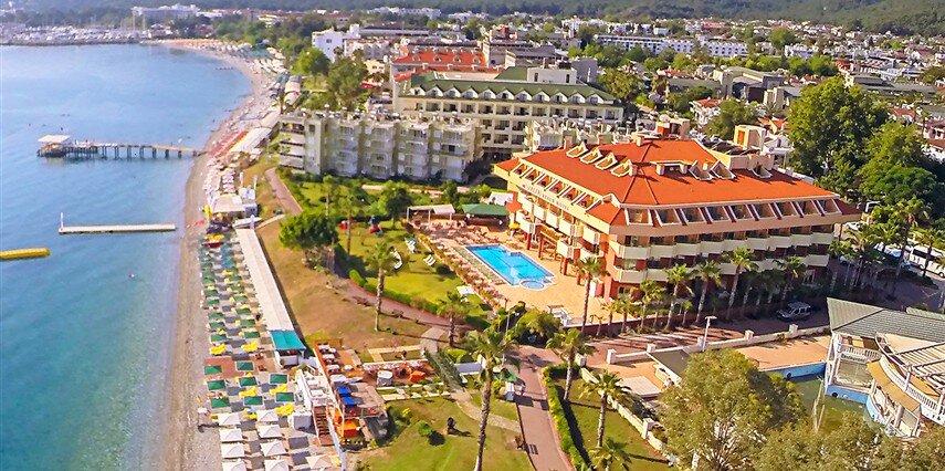 Valeri Beach Hotel Antalya Kemer