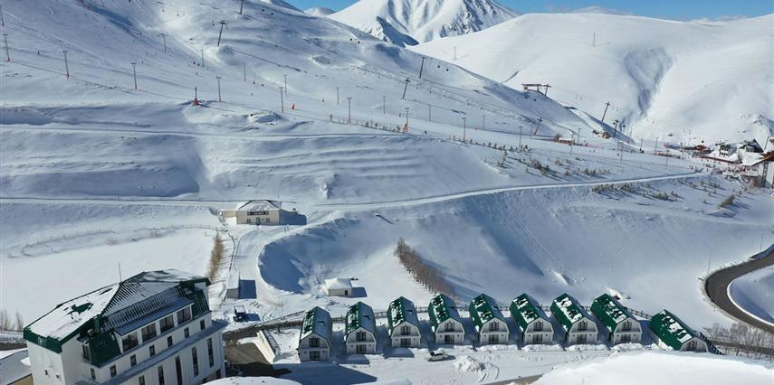 Ve Hotels Palandöken Erzurum Palandöken