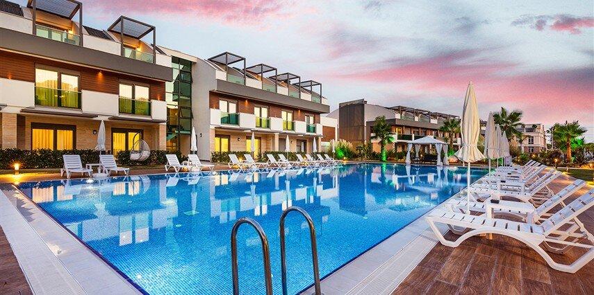 Veranda Beach Suites Antalya Muratpaşa