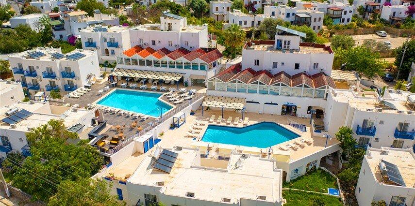 Vg Resort & Spa (Ex.Bodrum Eos Hotel) Muğla Bodrum