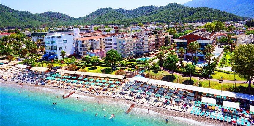 Viking Nona Beach Hotel Antalya Kemer