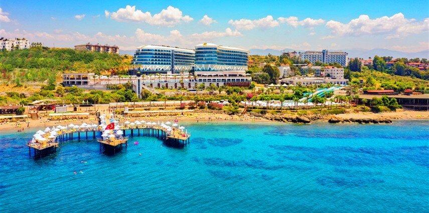 Vikingen İnfinity Resort & Spa Antalya Alanya