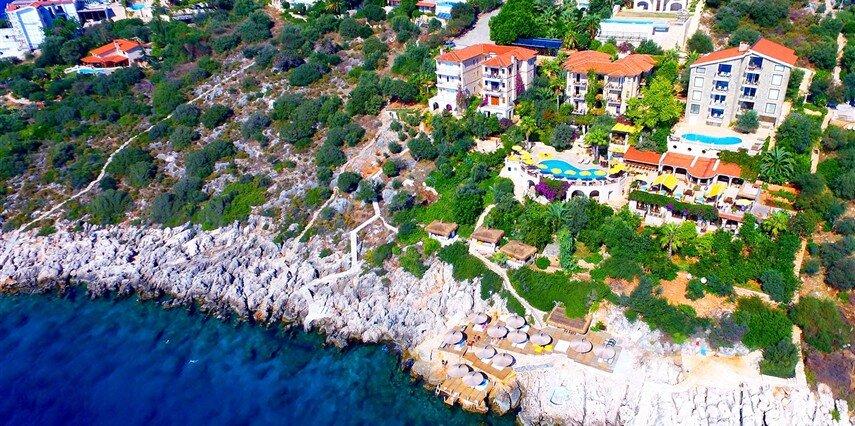 Villa Hotel Tamara Antalya Kaş