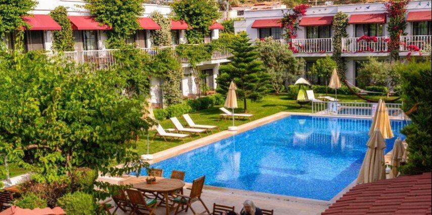 Villa Rustica Hotel Muğla Bodrum