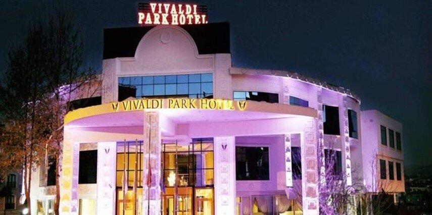 Vivaldi Park Hotel Ankara Çankaya