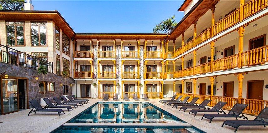 Viya Otel Muğla Ula