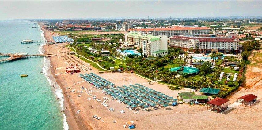 Washington Resort Hotel & Spa Antalya Side