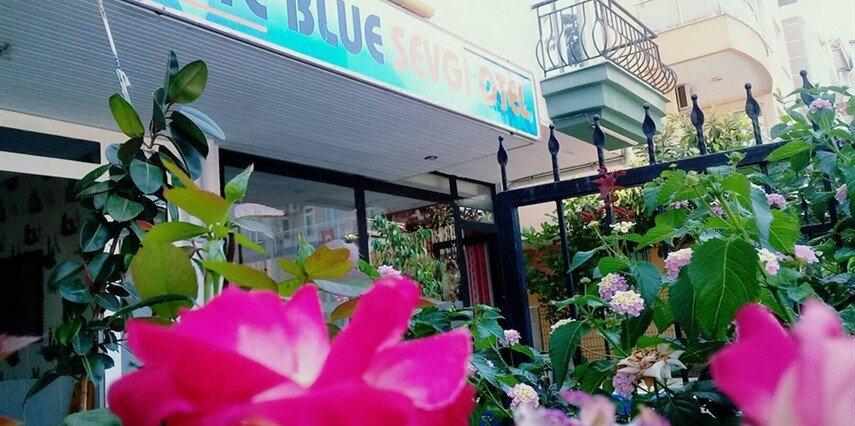 White Blue Sevgi Otel Antalya Kepez