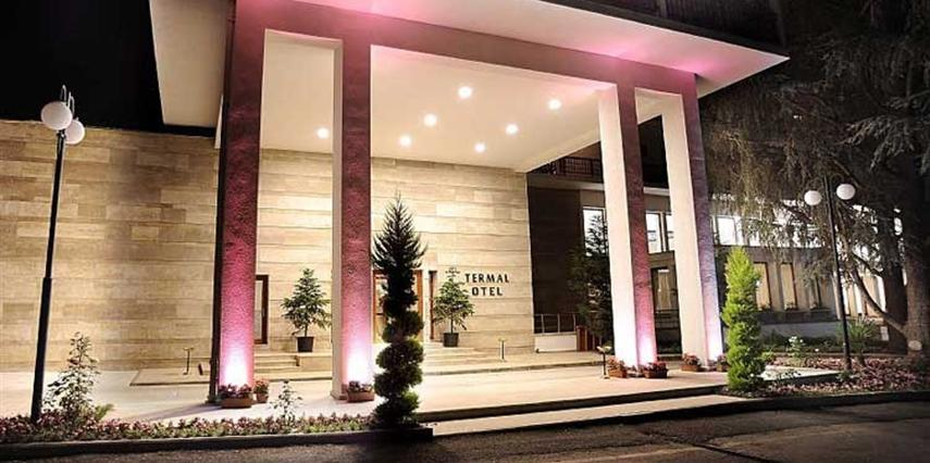 Yalova Termal Kaplıcaları Termal Otel Yalova Termal İlçesi