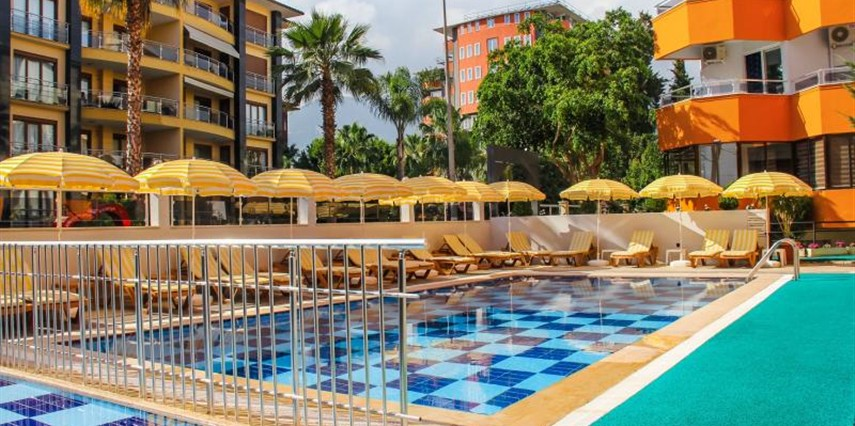Yamanlife Hotel Antalya Alanya