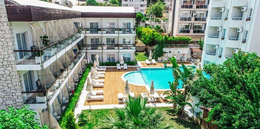 Yeni Hotel & Residence İzmir Çeşme