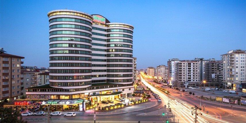 Yılmazoğlu Park Otel Gaziantep Şehitkamil