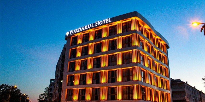 Yurdakul Otel Çanakkale Çanakkale Merkez