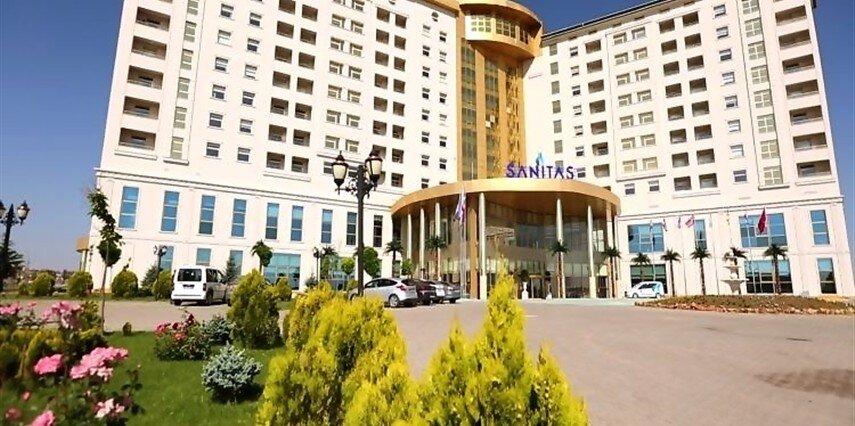 Zamantı Sanitas Thermal Suites Hotel Nevşehir Kozaklı