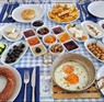 Thea Teos Hotel Restaurant İzmir Sığacık