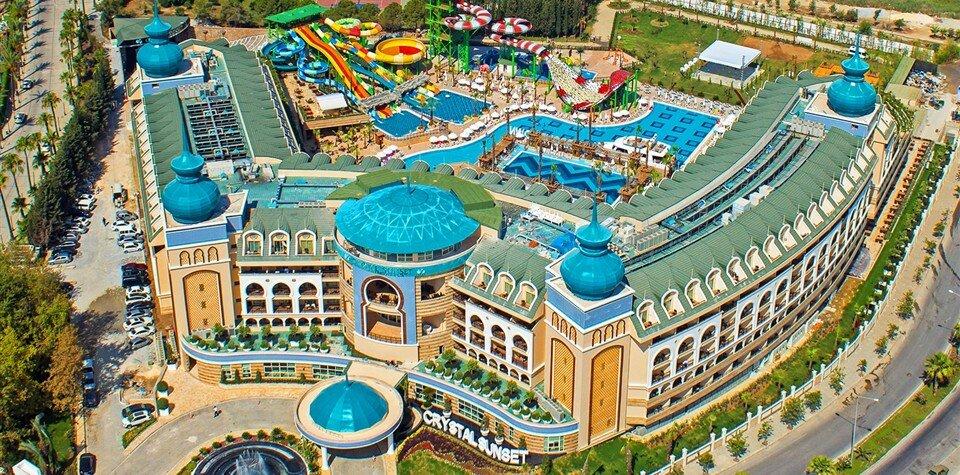 Crystal Sunset Luxury Resort Spa Ozellikleri Ve Fiyatlari