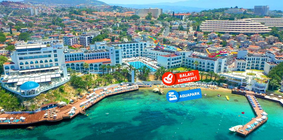 Infinity By Yelken Aquapark & Resorts Özellikleri ve