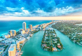 Cancun-Mexico City-Miami Turları Air France Hava Yolları İle