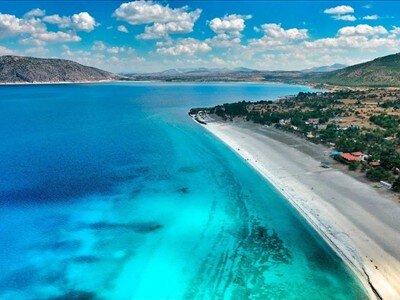 29 Ekim Özel Lavanta Bahçeleri Salda Gölü Sagalassos ve Pamukkale Turu / 1 Gece Otel Konaklaması