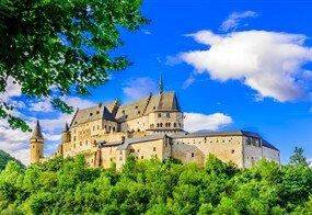Benelux - Fransa - Almanya Turları Atlas Global Hava Yolları İle