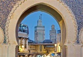 Fas - Casablanca Marrakech Turu Kurban Bayramı Özel
