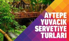 Aytepe Yuvacık Servetiye Köyü Turları